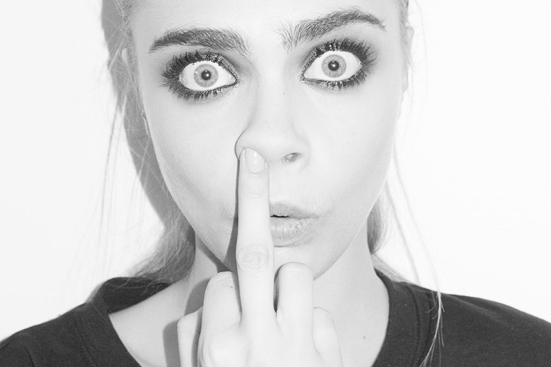 The story of Cara Delevigne