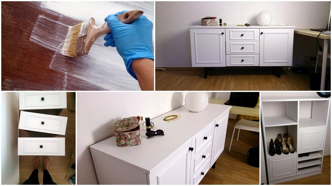 Fantastyczny DIY: renowacja starych mebli | Kasia Gandor DT81