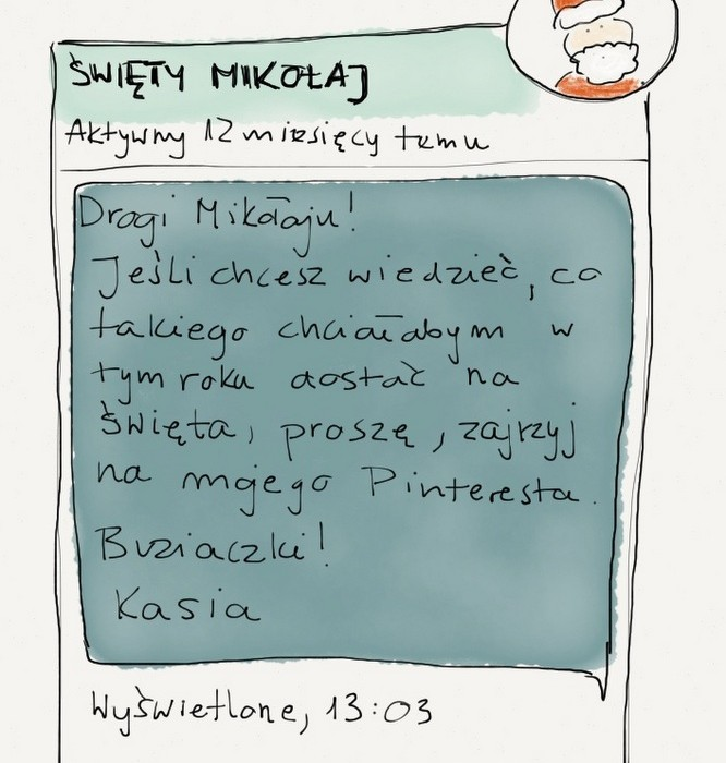 List do Mikołaja 2.0